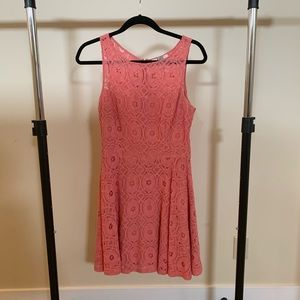 BB Dakota Pink dress